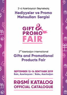 GIFTFAIR 2019 Official Catalogue